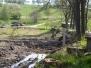 Oprava hráze 2005