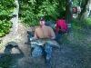 Petr Jirka st., Sumec velký, 15.7.2011, 104 cm, 8.00 kg, Lužnice 5, nástraha perlín, způsob lovu bojka