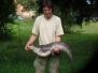 Rybářské úlovky 2012