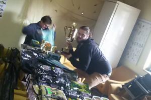 Rybářské závody O pohár předsedy MO ČRS Těchobuz