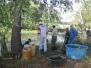 Výlov Kounický rybník – 2006