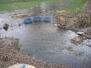 Výlov rybníka Daniel po odbahnění – 2005