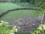 Výlov rybníka Daniel před odbahněním – 2003