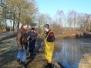 Výlov rybníka Nový – 2007